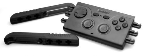 iControlPad: peças podem ser adquiridas separadamente