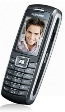 Samsung oferece o SGH-X700