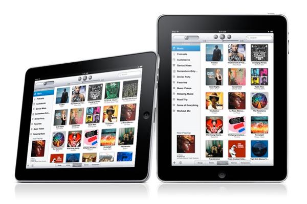 iPad 2 em produção