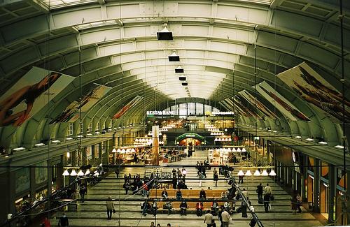 Estação central de Estocolmo