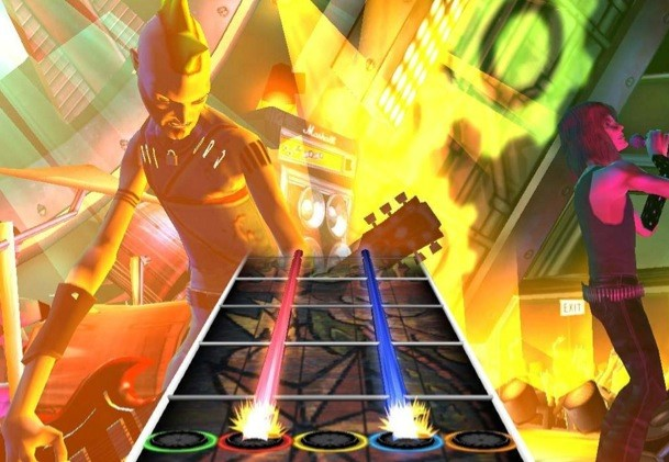 Popularidade de jogos musicais teria entrado em queda.