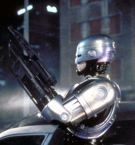 Estátua do RoboCop deve ser construída em Detroit.
