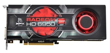 XFX Radeon HD6950