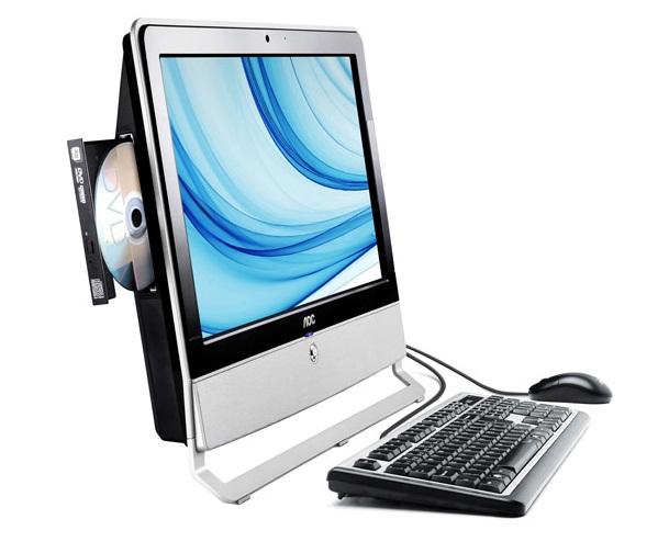 Entre o desktop e laptop