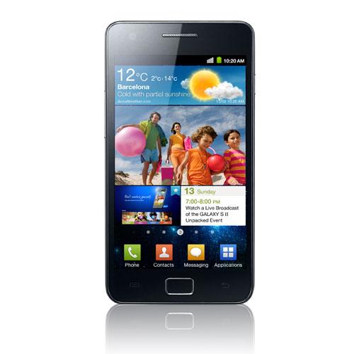 Galaxy S II é o superphone da Samsung