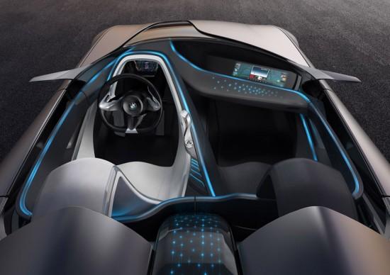 Interior do automóvel