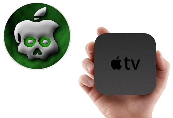 GreenPois0n para Apple TV