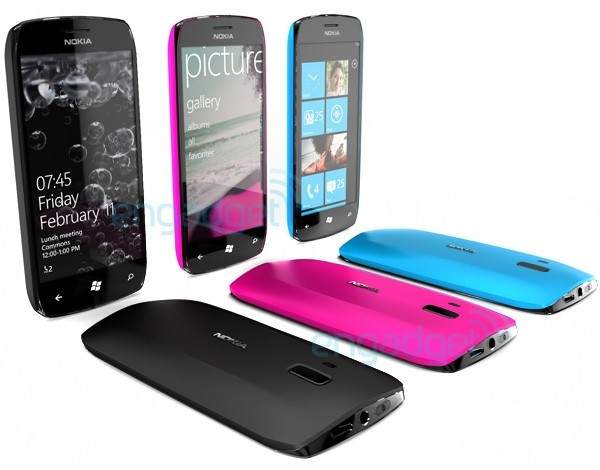 Conceito de smartphone da Nokia com Windows Phone 7