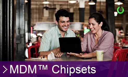 MDM Chipsets