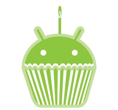 Android já começa a fazer sucesso no Brasil.