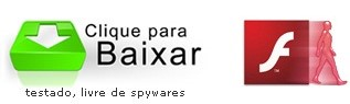 Baixar o Adobe Flash Player.