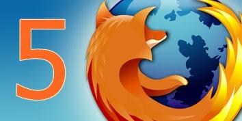 Vem aí o Firefox 5