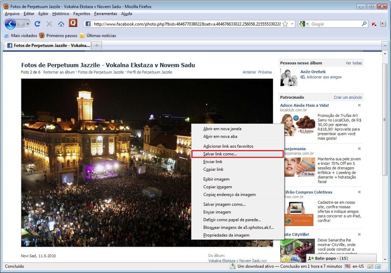 Pressionando F5 ou atualizando a página, o Facebook volta ao velho modo.