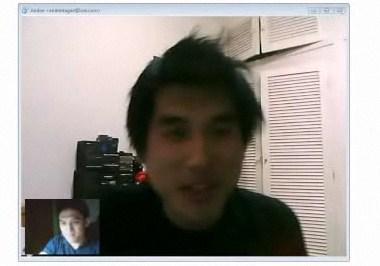 Videoconferência no MSN 2011