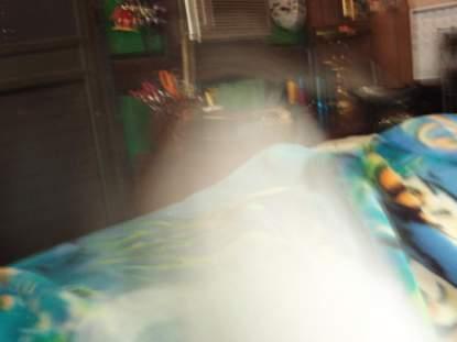 Eu tenho fantasmas na minha casa!