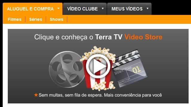 TerraTV Video Store