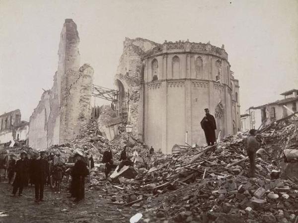 Terremoto de Messina, em 1908
