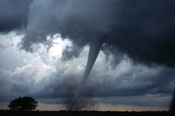 Tornado, um dos desastres mais devastadores
