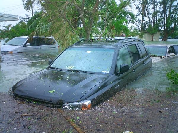Inundações na Flórida