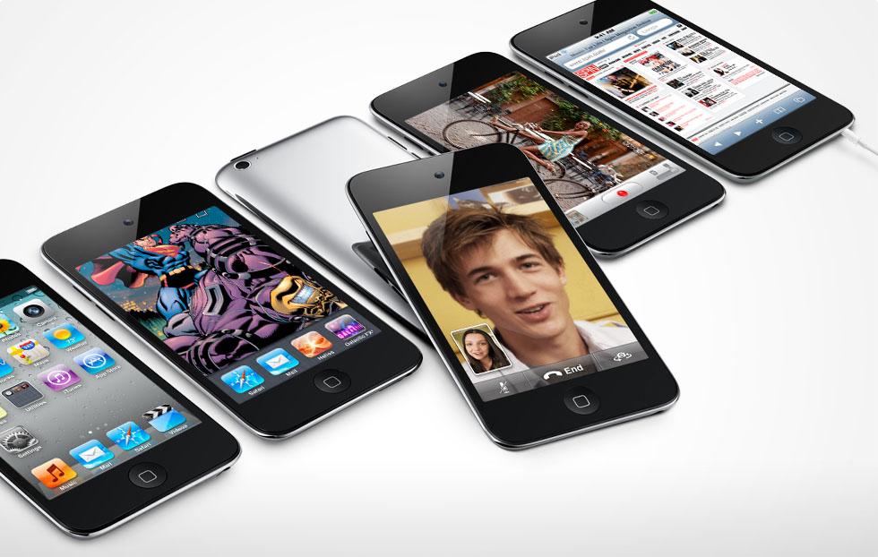 Serão maiores iPods?