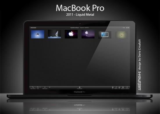 MacBook Pro 17 polegadas. Será esse o visual?