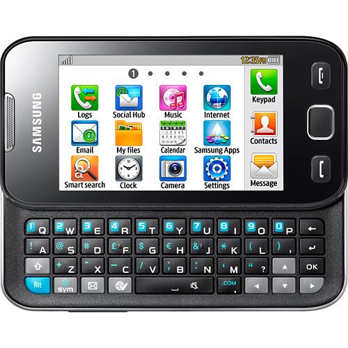 Smartphone Samsung Wave 533