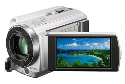 Filmadora Digital Handycam Sony