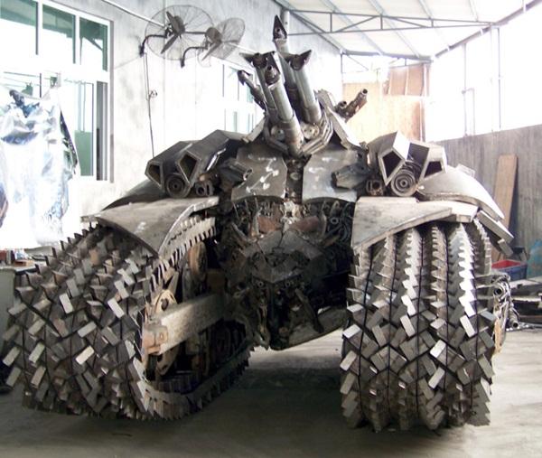 Megatron, do filme Transformers 2