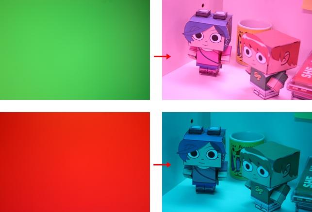 Experimente resultados inusitados para brincar com as cores