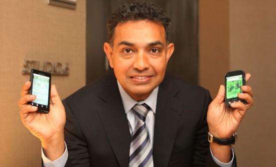 Sanjay Jha, CEO da Motorola