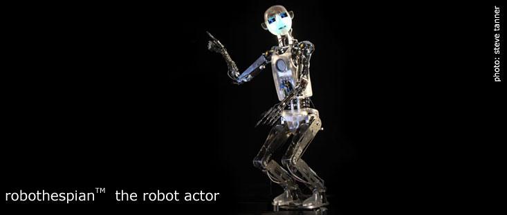 RoboThespian dança como nenhum outro robô