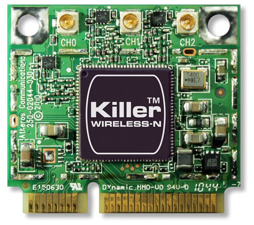 Bigfoot Killer Wireless-N