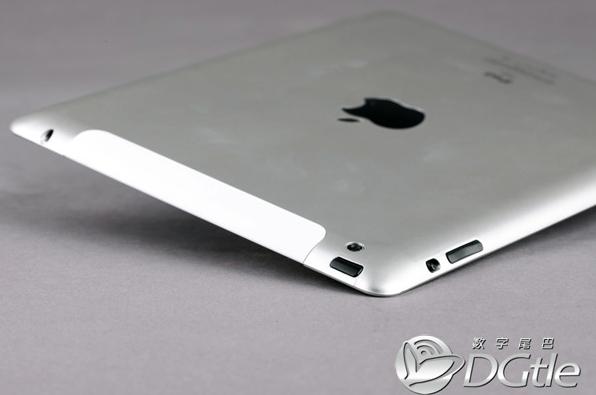 Possível visual do novo iPad.