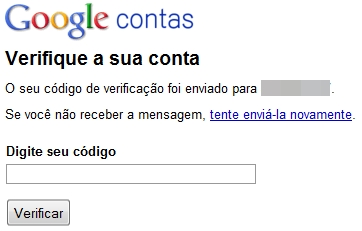 da8fe926ee0c Como criar uma conta no Gmail - TecMundo