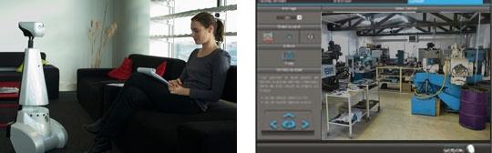 Software de controle do robô