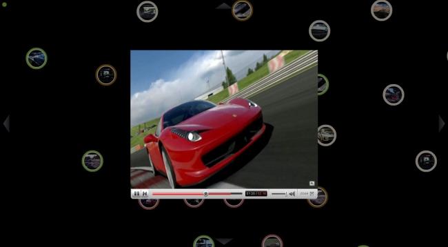 Warp - A novo modo de visualização e navegação de vídeos