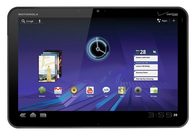 Motorola Xoom: tablets potentes ainda estão distantes da realidade do país