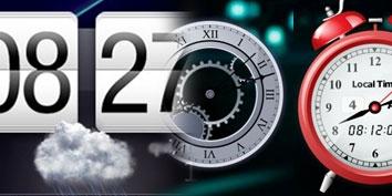 cddc2e66fd5 Seleção  10 opções para que o Relógio do Windows nunca mais seja o mesmo -  TecMundo