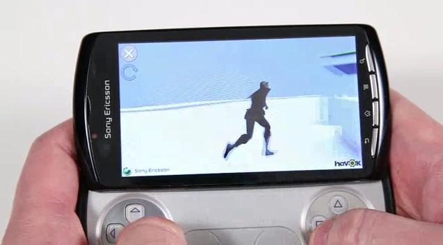 Desenvolvedores podem criar games para o Xperia Play
