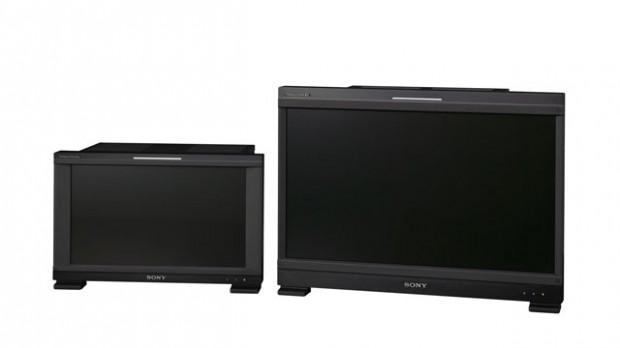 Telas OLED da Sony