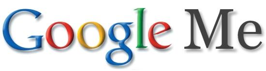 Google Me? (logo não oficial)