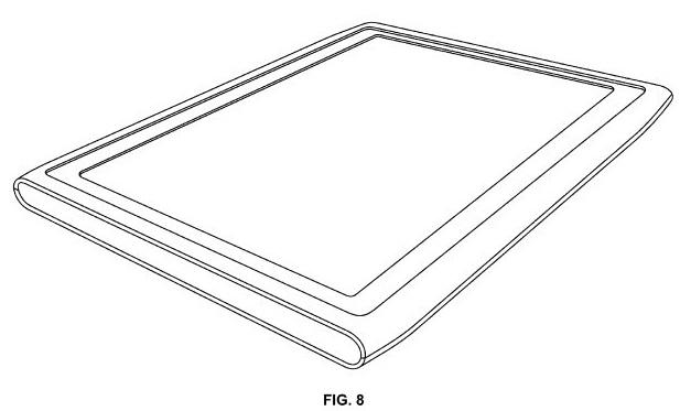 Imagem da primeira patente