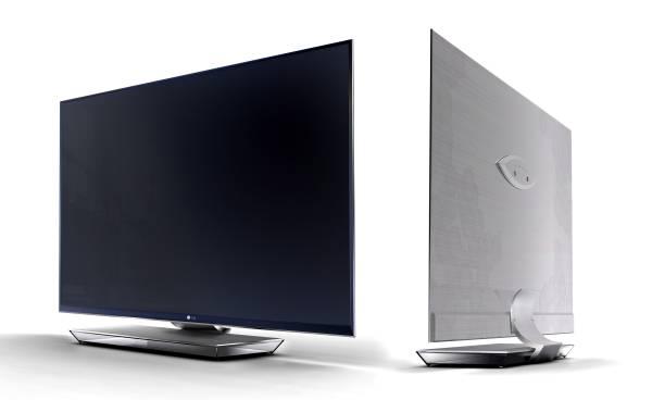 Visual dos novos televisores da LG