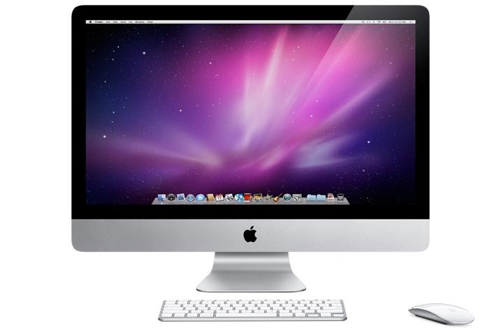Novos iMacs com configurações arrasadoras