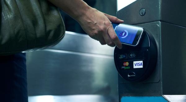 NFC usado para compras