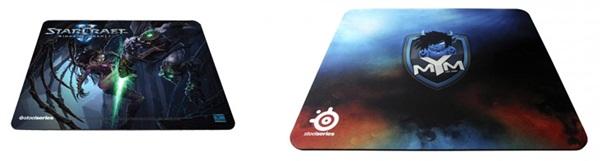 Mousepads profissionais da SteelSeries