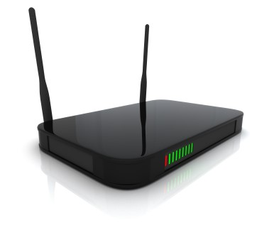 Roteadores wireless também passam pelo mesmo problema.