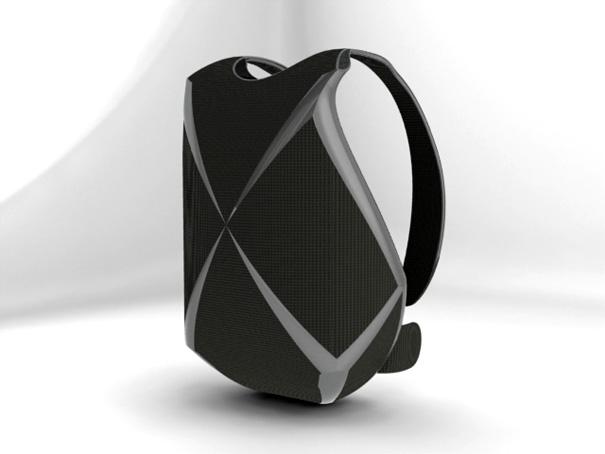 Androcell: a mochila-conceito multimídia