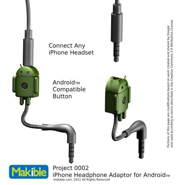 Versão especialmente criada para headsets da Apple