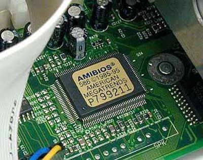 Chip de memória ROM